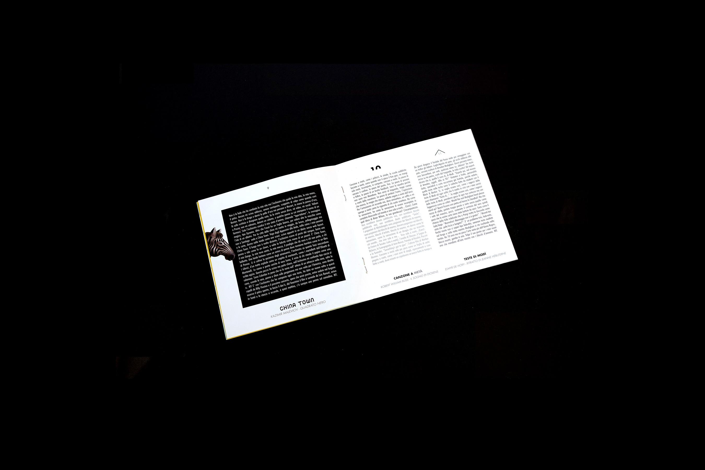 Booklet di Museica Caparezza