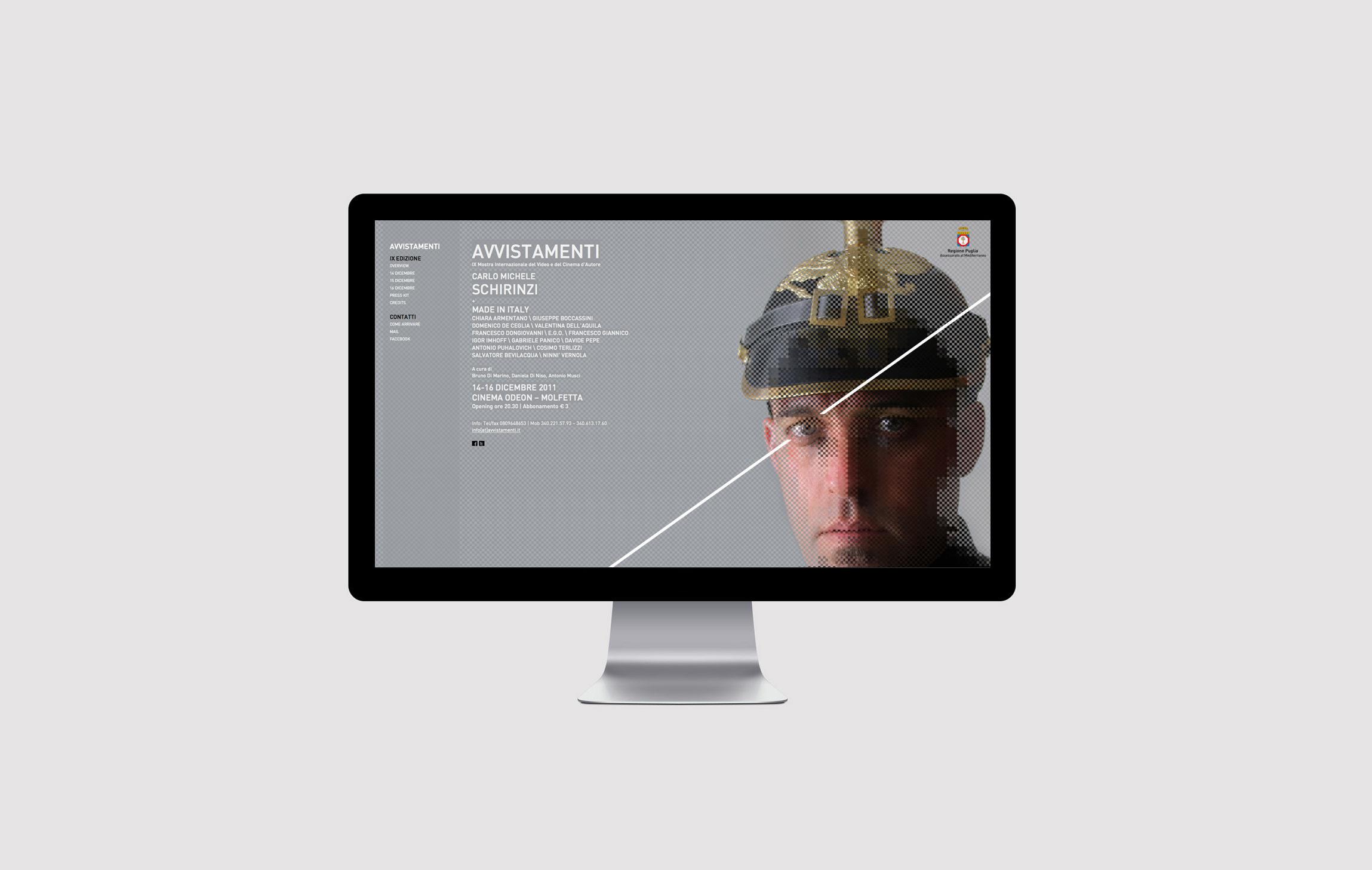 Avvitamenti sitoweb 2011