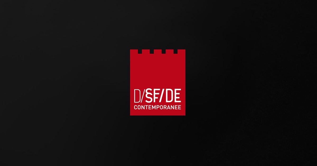 Logo per la Campagna di Comunicazione per Disfide Contemporanee