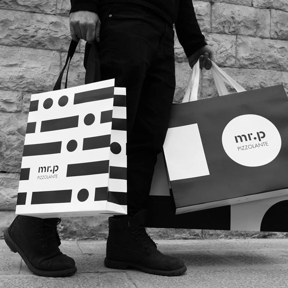 Shopper Mr. P Pizzolante Trani