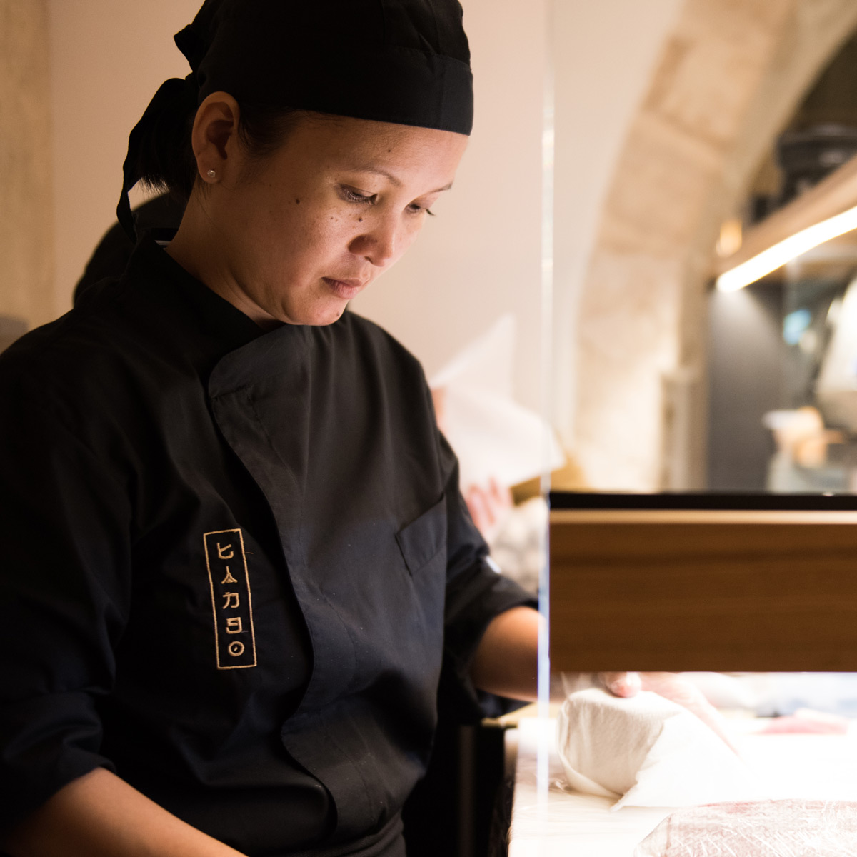 Sushi Chef Tango Sushi & Fusion