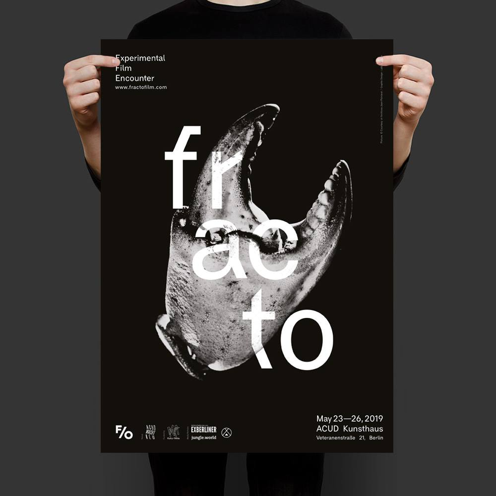 Poster Fracto Film