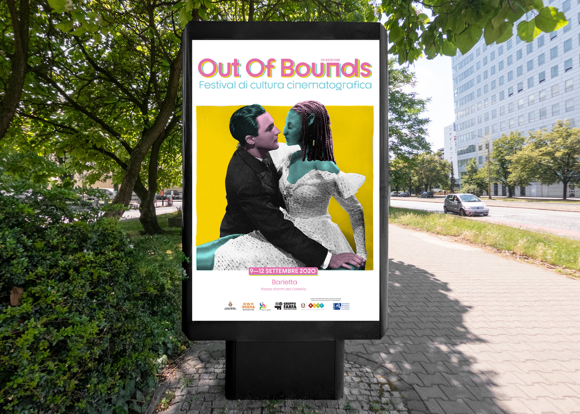 Poster per Out of Bounds 2020